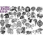 Tattoos » Astrology Leo Zodiac Tattoo Designsjpg