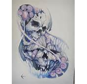 Tattoo Design Skulls By Xenija88