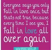 Cute Love Quotes Fall In Againjpg