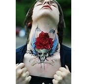 Neck Tattoos For Men  Mens Tattoo Ideas