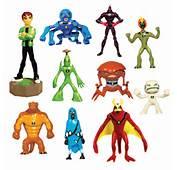 Ben 10 Figurines Series 2  Ctn16c75 A Of