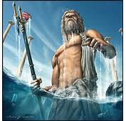 EL LIBRO DE LOS DIOSES Poseidón