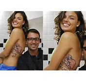 Tatuagens Na Costela Masculina E Feminina