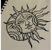 Tattoos My Like Tatuajes Moon The Sun Tattoo