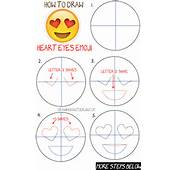 Tutorial Abc Drawing Learn To Draw Step By How Heart Eyes