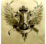 Coat Of Arms Tattoo Design By Lambtroncorp On DeviantArt