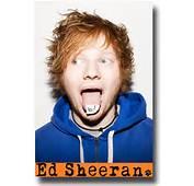Concert Posters Ed Sheeran Poster – Promo Flyer Tongue