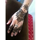 Henna Hand Tattoo  Tattoovorlage