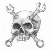 Piston And Wrench Tattoo Designs Need A Drawn Up
