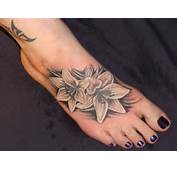Flower Ankle Tattoos – Designs And Ideas