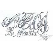 Chicano Style Lettering Design By 2Face Tattoo On DeviantArt