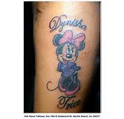 Minnie Mouse Tattoo  Flickr Photo Sharing