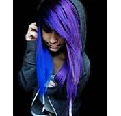Emo &amp Scene Hairstyles Girl