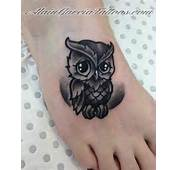 Owl Tattoo Outline 40 Cool Design Cute