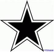 How To Draw The Dallas Cowboys Step 6