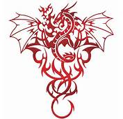 Skyes Tattoos Tribal Dragon Tattoo By Countess Rhapsodos67 On