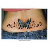 Tiger Eyes Tattoos Lower Back Tattoo On Women 2