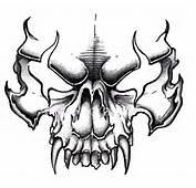 Skull Diabolic By Eras4 On DeviantArt
