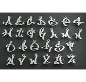 Alphabet Letters In A Necklace Graffiti Styles You Can Use To Create