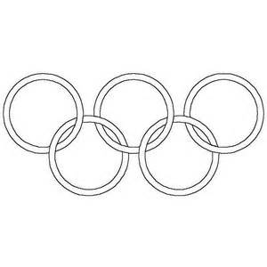 Coloring page olympic rings - coloring picture olympic rings. Free ...
