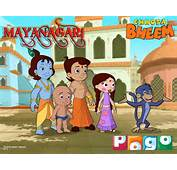 Chota Bheem And Krishna  Best Cartoons Animes Of All Time