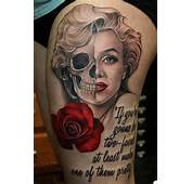 Marilyn Monroe Tattoos  Inked Magazine