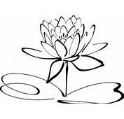 Lotus Flower Clip Art At Clkercom  Vector Online Royalty