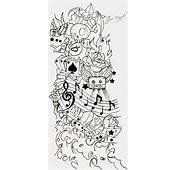 Tattoo New School By Ripskool