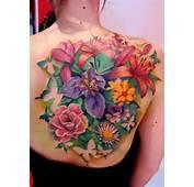 Matteo Pasqualin The Best Flower Tattoos