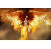 Fiery Angel Wallpapers And Images  Pictures Photos