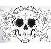 Sugar Skull Tattoo Design By MaddyField On DeviantArt