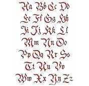 Return From Old English Lettering Tattoos To Tattoo