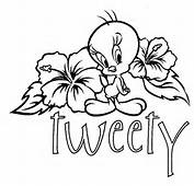 Tweety Coloring Pages 2 3
