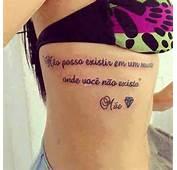 Tatuagem De Homenagem As Mães  Fotos FAKES LANDIA ®