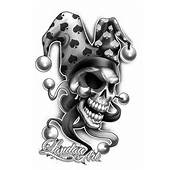 Jester Tattoo Flash By LandonLArmstrong On DeviantArt