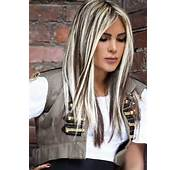 Platinum Blonde Highlights