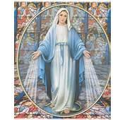 Imágenes De La Virgen María  Fotos