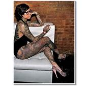 But I'll Leave It Up To You Guys Into Tatted Chicks