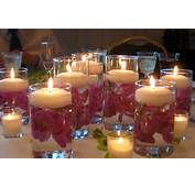 Inexpensive Centerpieces For Wedding Reception