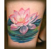 Lotus Flower Tattoos  HD Wallpapers Images PIctures