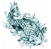 Koi Fish Tattoo Design By 121642