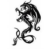 Tribal Tattoo Designs  Dragon