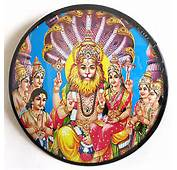 Gallery Images And Information Narasimha Face Tattoo
