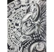 Aztec Warrior By OmarRaya407 On DeviantArt