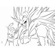 Dragon Ball Z Coloring Pages – Kids