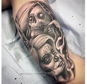 And Discover The Mystery With These Top 70 Best Grim Reaper Tattoos