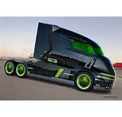 Commercialmotorcom  Futuristic TrucksBiglorryblog Sings The
