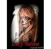 Anime Tattoo ⋆ Lucy