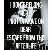 Avenged Sevenfold Quotes On Pinterest  Lyrics
