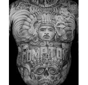 AZTEC TATTOOS Las Culturas Precolombinas En Los Tatuajes Chicanos